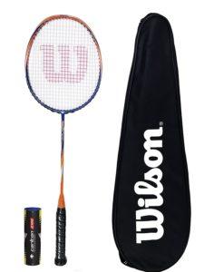 Best singles badminton racket