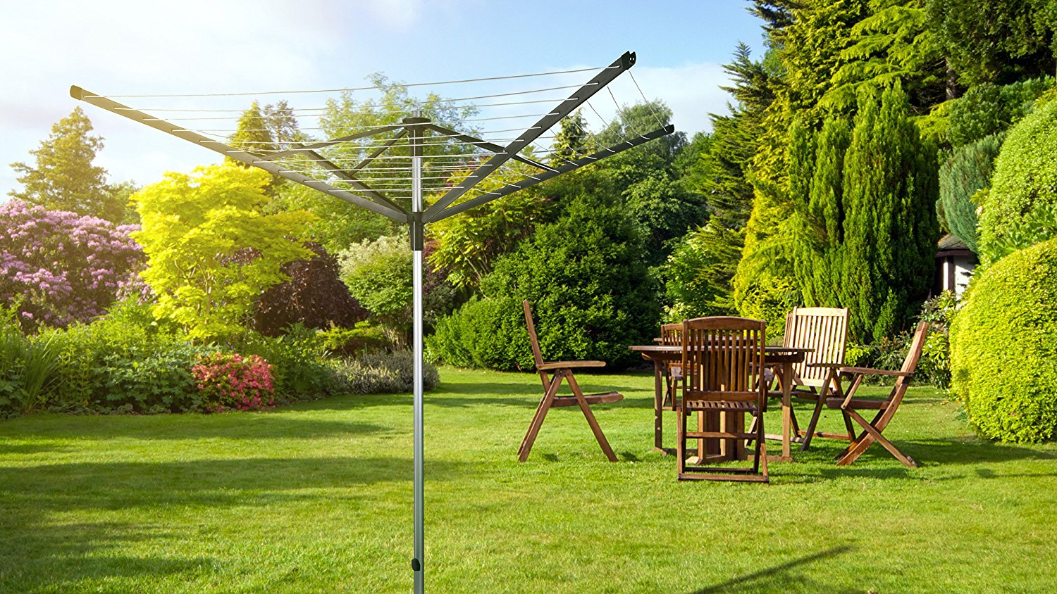 Best Rotary Washing Line