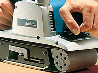 Best Belt Sander 2018 – The Ultimate Guide