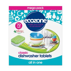 Ecozone All In One Dishwasher Tablets · Best Dishwasher Tablets